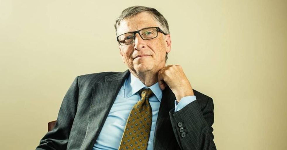 Bill Gates Pens An Essay For the Class Of 2017