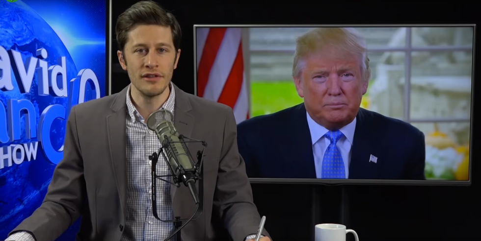 Trump Conspiracy Video Actually Contains Some Useful Health Info