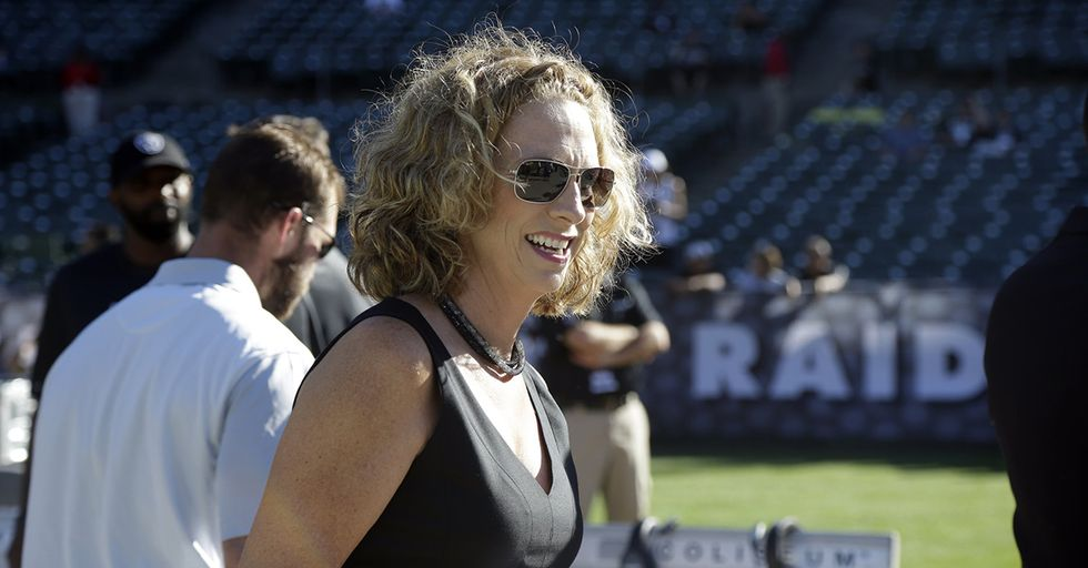 ESPN Enlists A Female NFL Announcer For The First Time In The Network's History