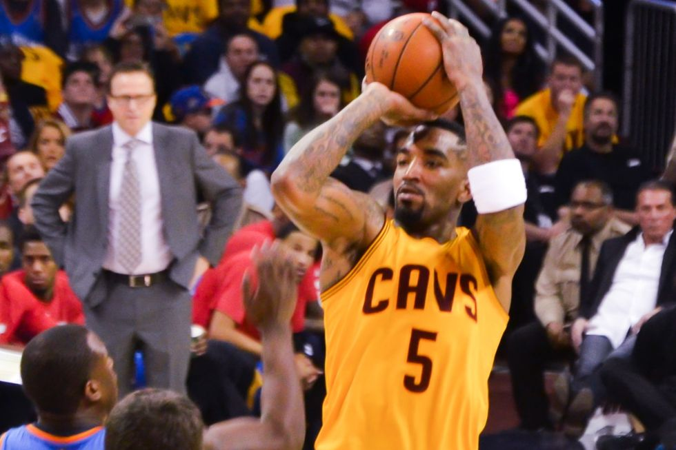 Cavs Star J.R. Smith Sends Flowers To Mothers With Babies In Intensive Care