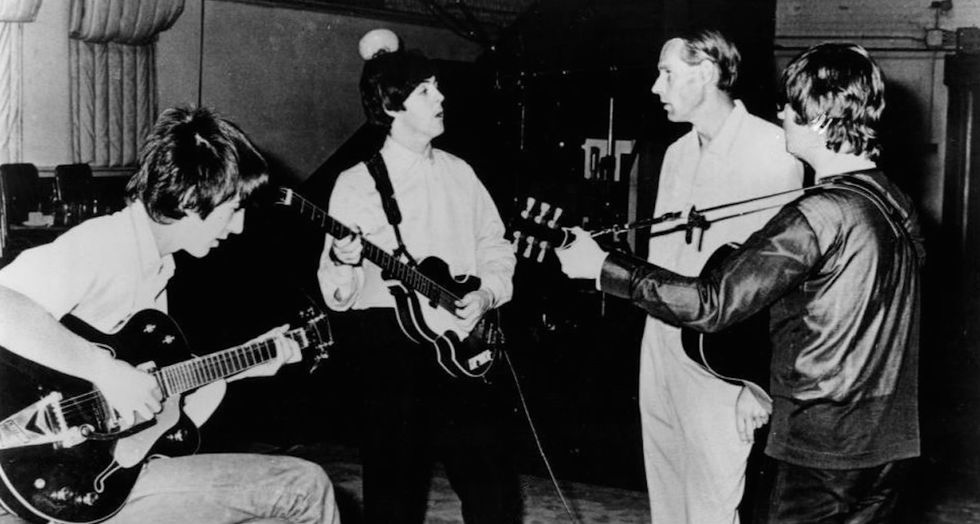 Listen To The Beatles' First Attempt At Recording This Famous Song