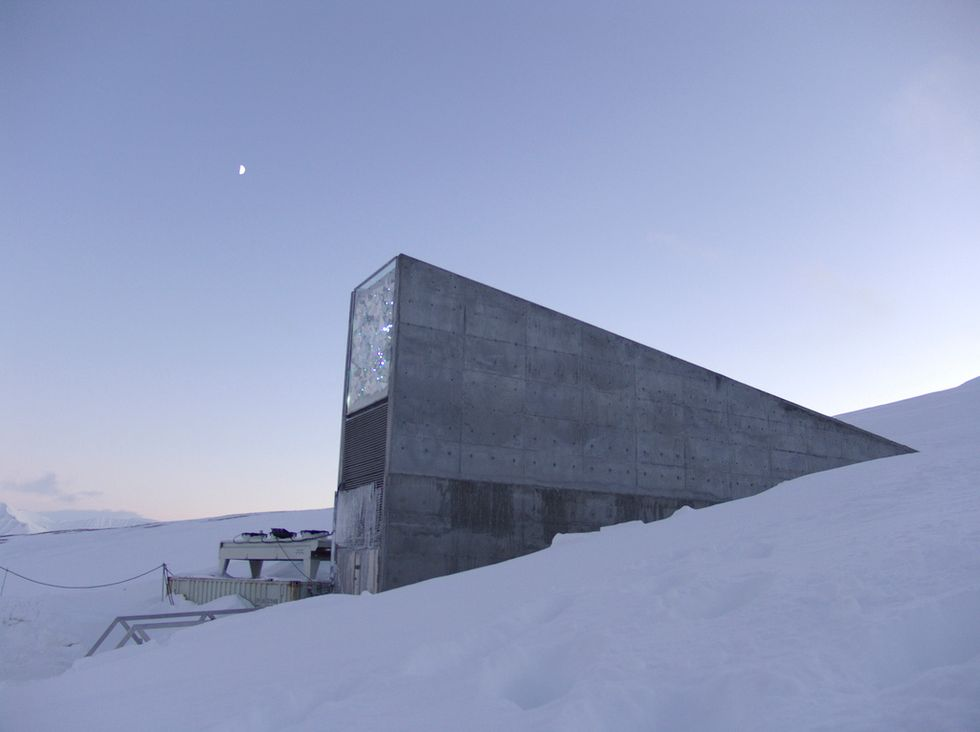The Uncertain Fate Of The World's Most Important Freezer