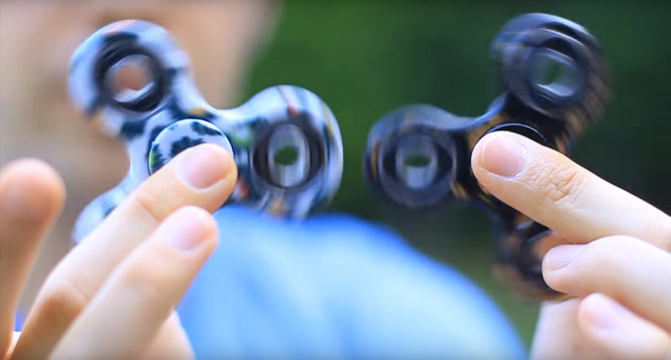 Fidget Toys Might Actually Help Adults In One Big Way
