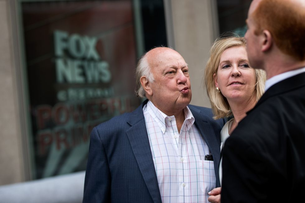 With One Controversial Hire, Roger Ailes Changed American Media—And Politics—Forever