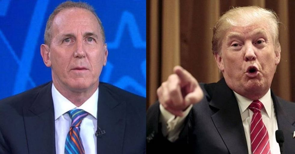 Donald Trump's Ghostwriter Says The President's In 'Pure Terror'