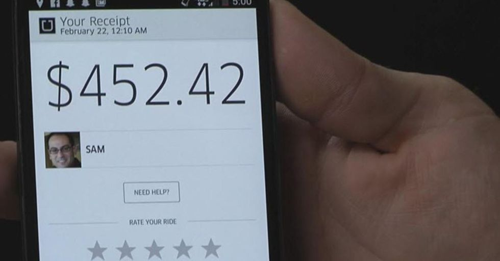 Uber Reveals A Method Of Upcharging Customers That Will Further Damage The Company's Image