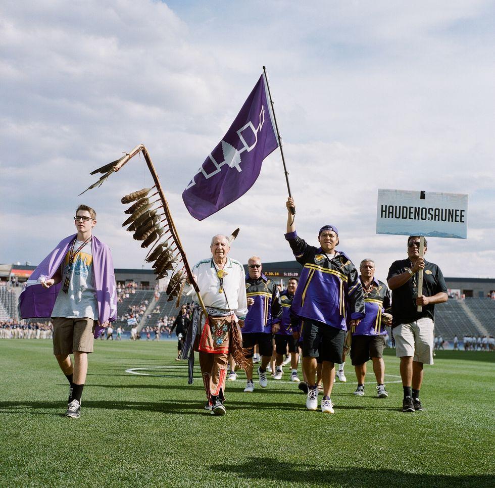 The Whitewashing Of Lacrosse