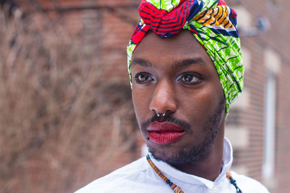 A Photographer Captures LGBTQ Africans Around The Globe