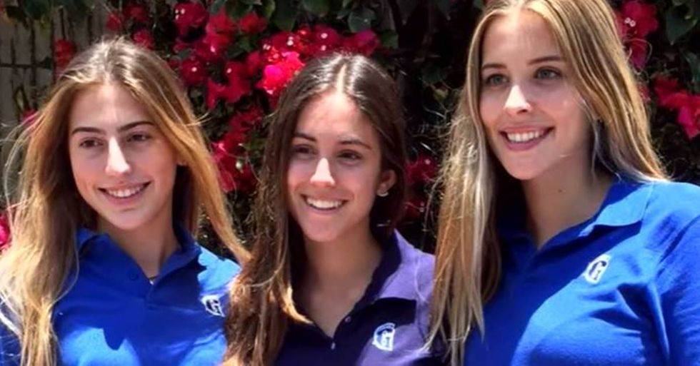 High School Girls Invent A Straw That Detects Date-Rape Drugs