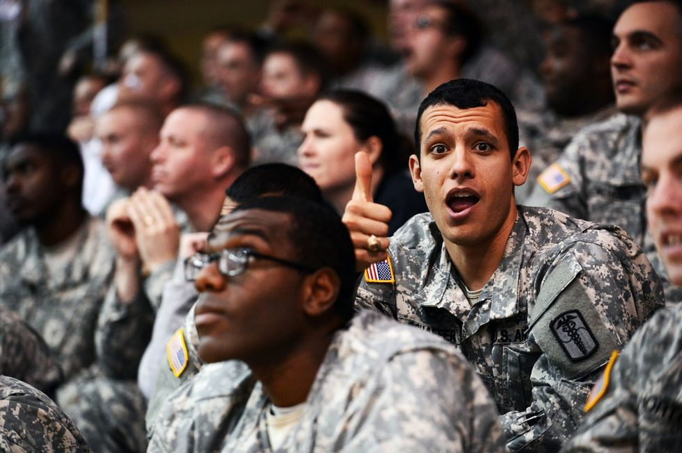 The Strategy To Get More Military Service Members A College Degree