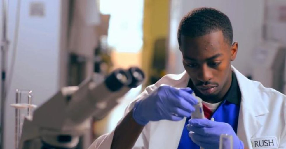 A Chicago Teen Creates Hope In His Pursuit Of A Cancer Cure