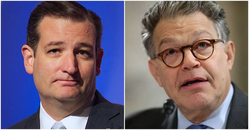 Senator Al Franken: 'I Hate Ted Cruz'