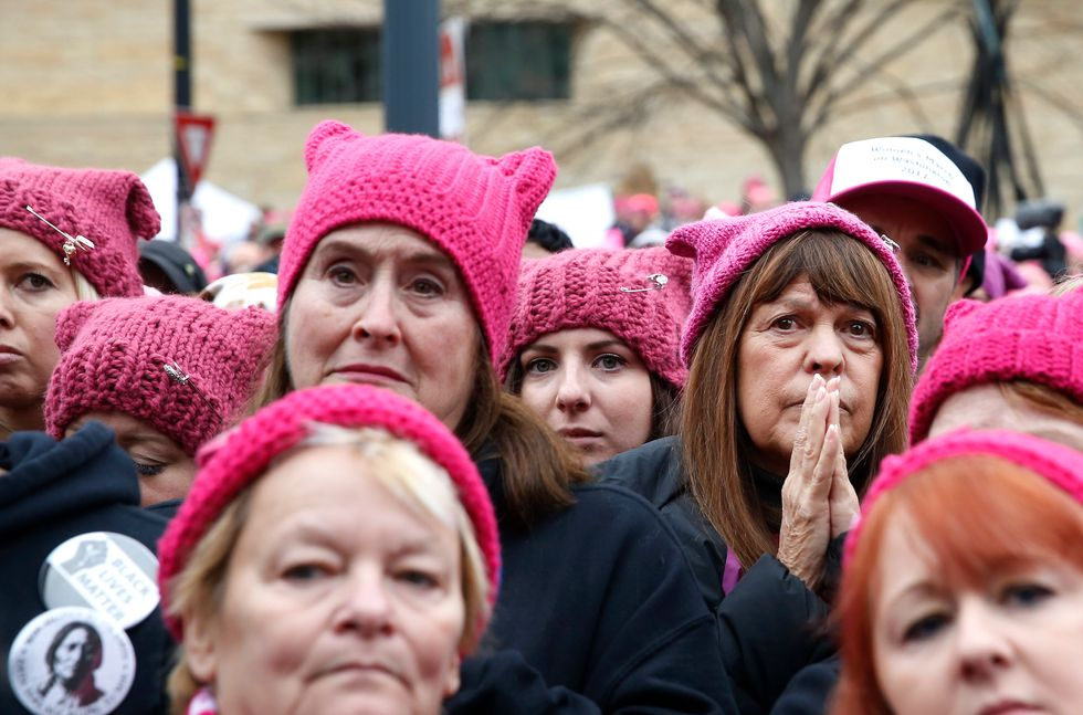 Some Inconvenient Truths About The Women's March On Washington