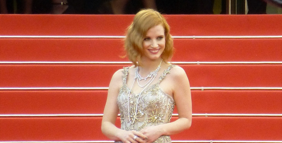 Jessica Chastain Disturbed By Sexism In This Year's Cannes Films