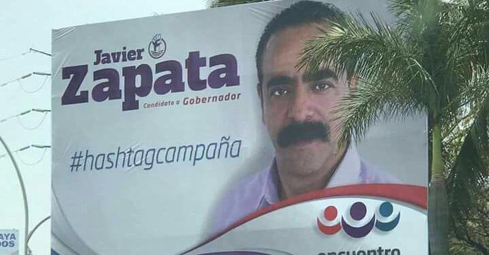 This Mexican Politician Keeps Insisting He Meant To Use '#campaignhashtag' As His Campaign's Hashtag