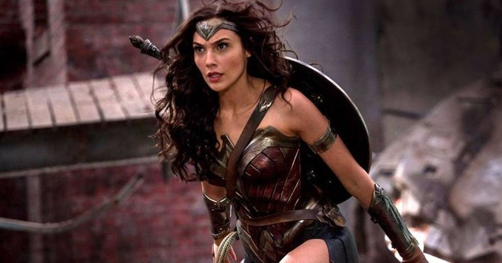 Some Men Are Furious Over A Female-Only Wonder Woman Screening