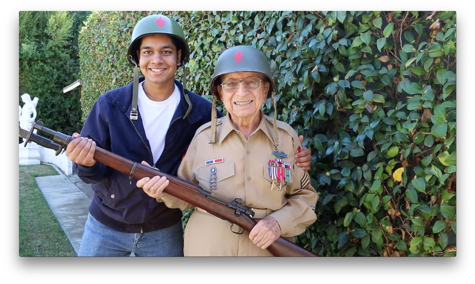 A Mission To Find Every WWII Veteran Before It's Too Late