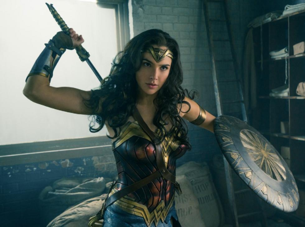 Wonder Woman's Latest Superpower: TeachingGirls How To Code