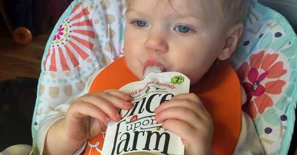 Why Baby Food Pouches Are Terrible For The Planet
