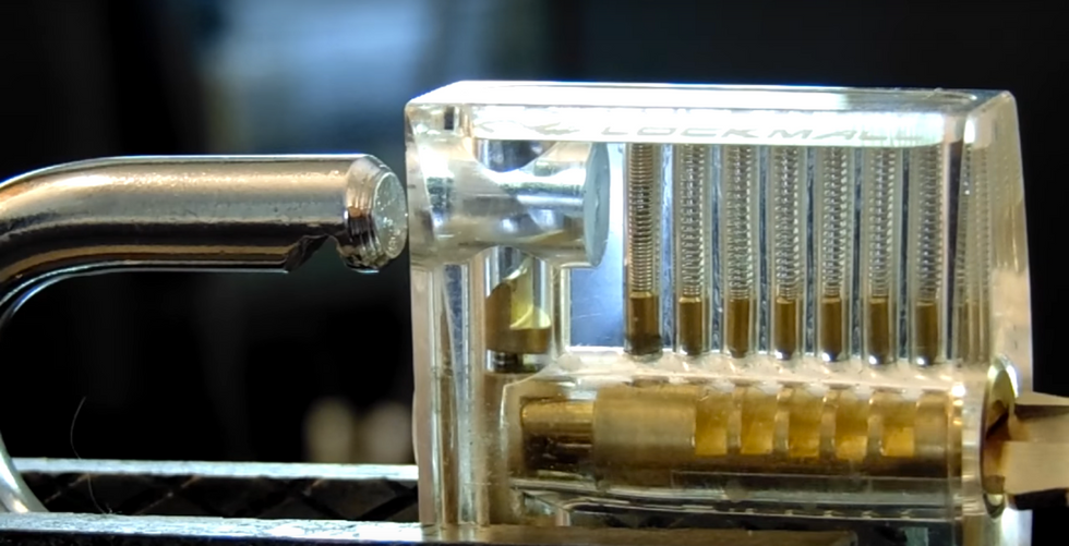You Might Want To Change Your Locks After Watching This Lock-Picking Video