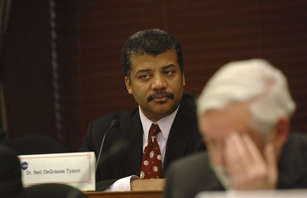 Neil deGrasse Tyson Blasts Trump For Pulling Out Of Paris Accord