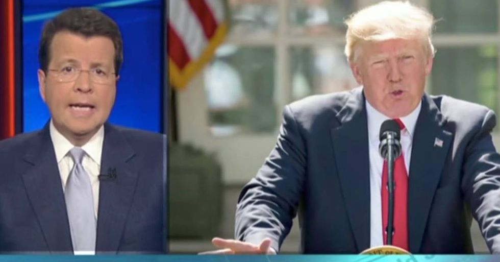 Fox News' Neil Cavuto Admits That Donald Trump 'Is The Problem'