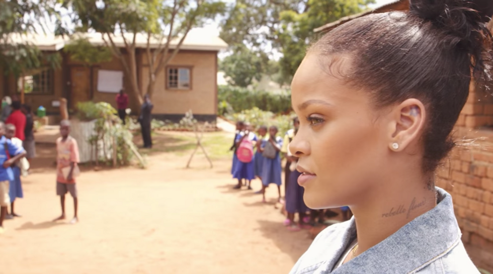 Everyone's Excited About School When Rihanna's The Teacher