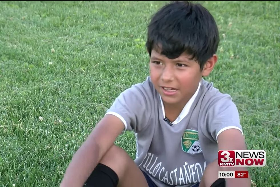 8-Year-Old Girl Disqualified From Soccer Tournament For 'Looking Like A Boy'