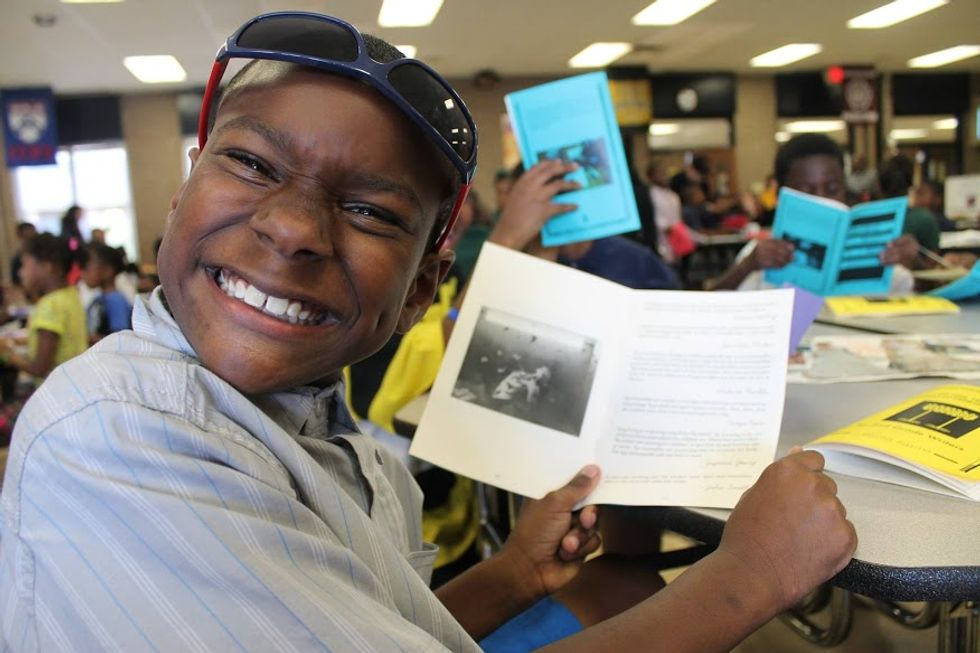 Tapping New Orleans' Haunted History To Give Student Voices A Boost
