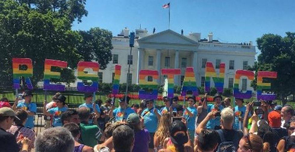 19 Of The Best Signs From Last Weekend's LGBT Pride Celebrations