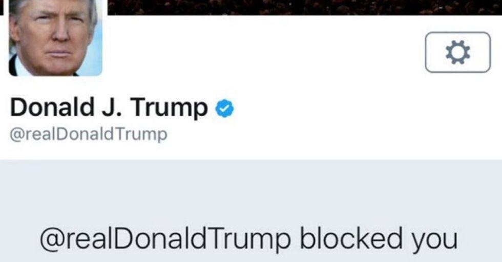 This Innocent Tweet Reveals How Quickly Donald Trump Block Critics On Twitter