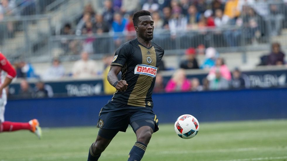 Soccer Star CJ Sapong On His Fight For Urban Farms