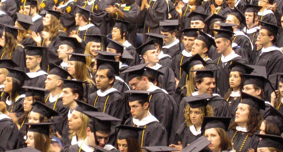 Study Shows Valedictorians Aren't The Most Likely To Succeed