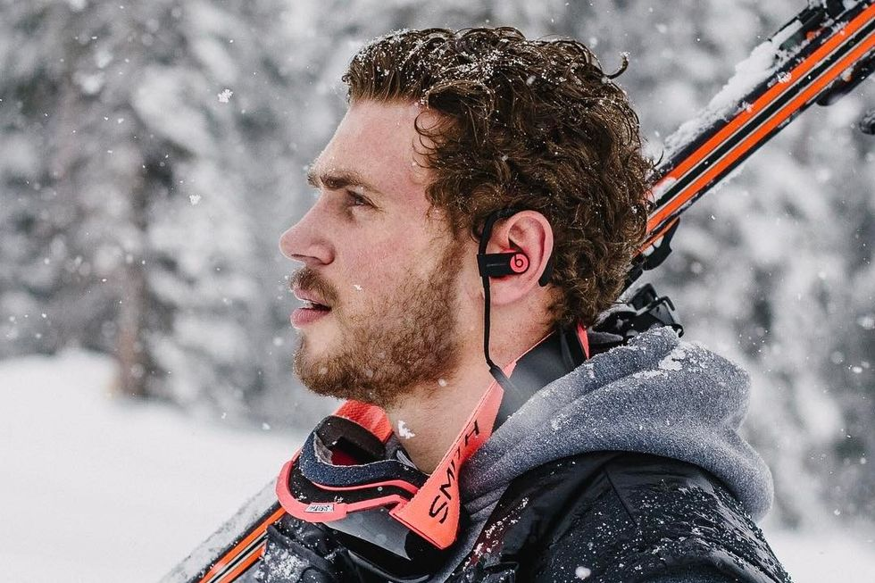 A World Champion Skier Explains Why He Feared Coming Out