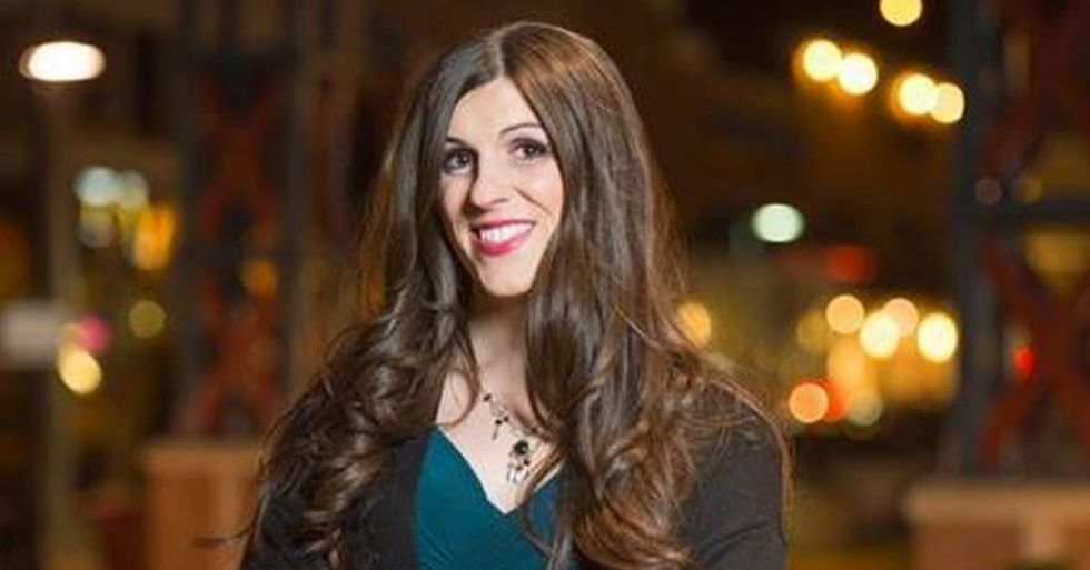Danica Roem May Become The First Openly-Transgender State Legislator In U.S. History