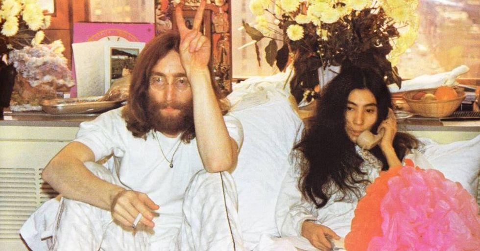 Yoko Ono To Be Given Cowriting Credit On John Lennon's 'Imagine'