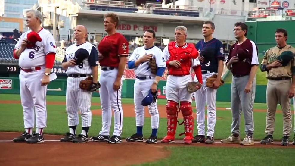 The Congressional Baseball Game Is A Rare Event That Actually Brings The GOP And The Dems Together