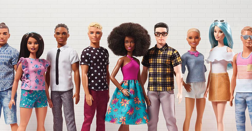 The New Barbies Are The Most Diverse Ever, But One Feature Is Driving People Crazy
