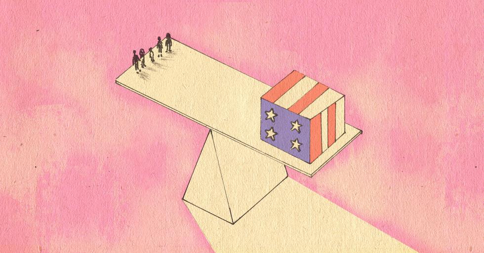 A Financial Balancing Act