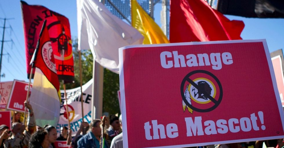 A Rock Band's Supreme Court Case Could Help The Redskins Keep Their Offensive Team Name