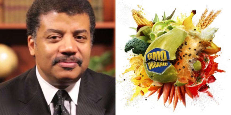 A Sneak Peek Of The Pro-GMO Film Narrated By Neil deGrasse Tyson