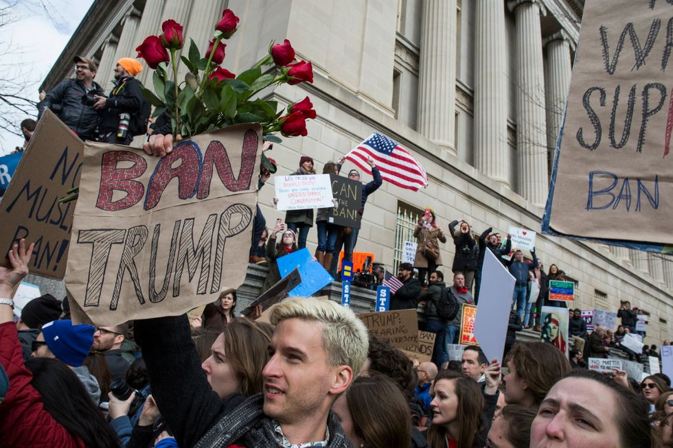 Trump Thinks He Just Scored A Victory On The Travel Ban. He May Be In For A Rude Awakening.
