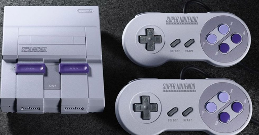 Nintendo Just Announced Another NostalgicConsole In Time For The Holidays