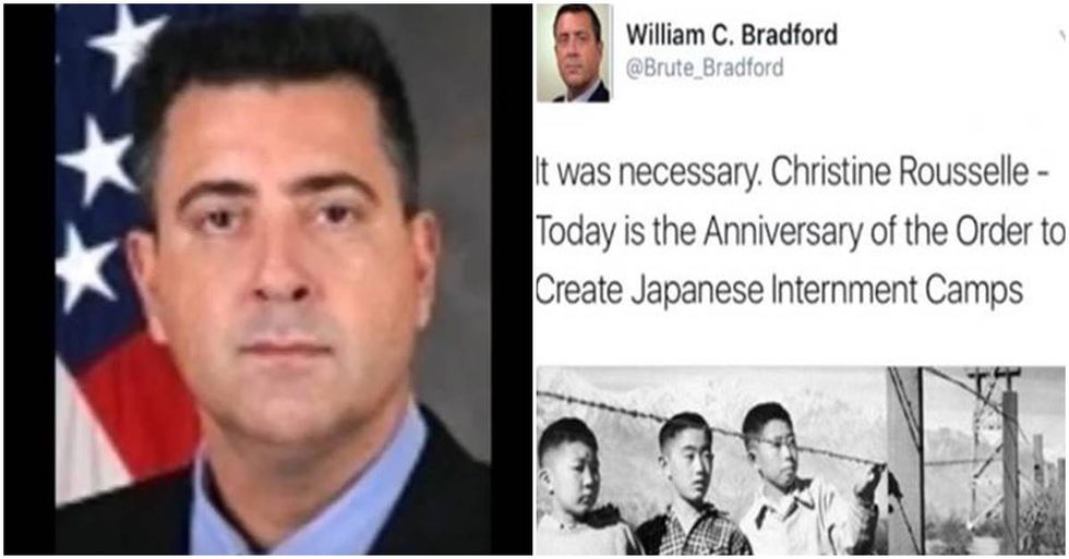 Trump Appointee William Bradford Has A Terrible History Of Hate-Tweeting