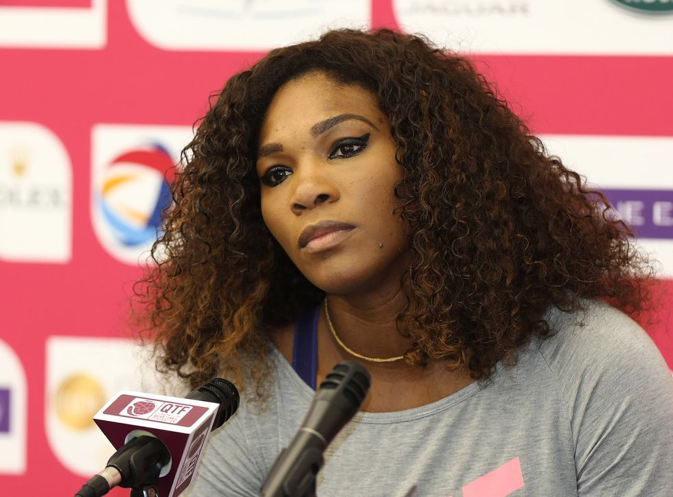 Serena Willams Responds To John McEnroe For Saying She Couldn't Cut It Against Men