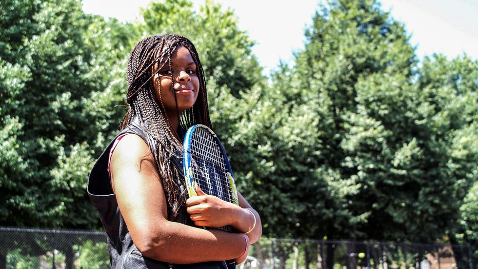How This Chicago Organization Is Using Sports To Empower Young Girls