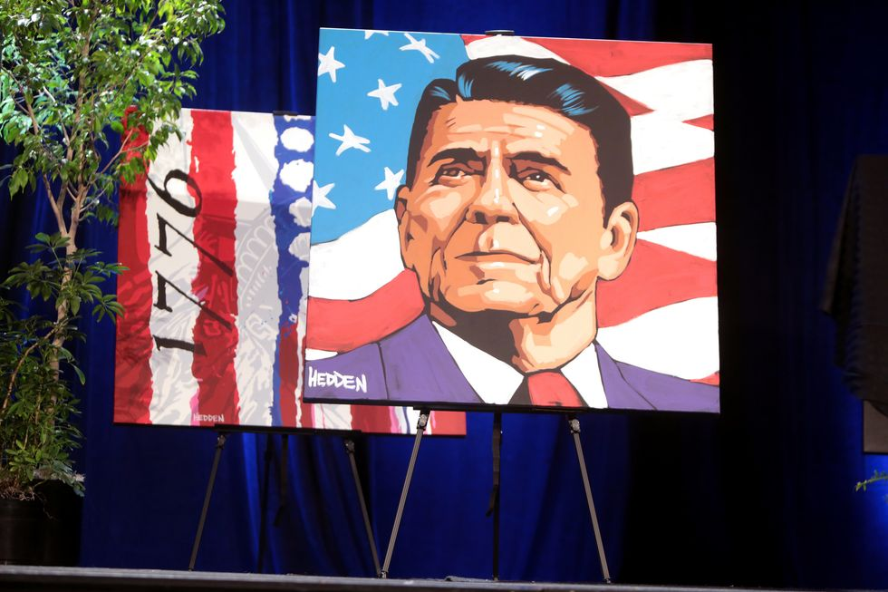 Before Obama, The GOP (And Just About Everyone Else) Loved The Arts
