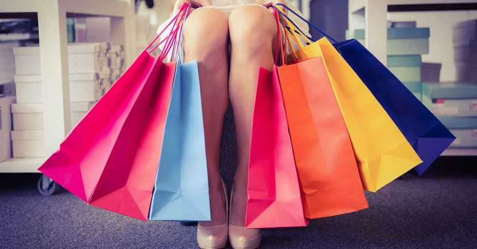 For Shopaholics, Spending Sprees Can Be A Therapeutic Coping Mechanism