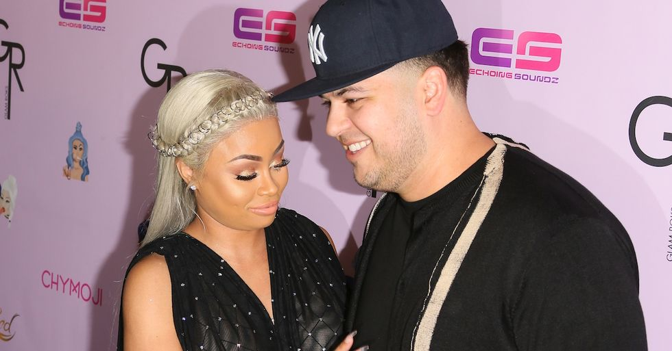 The Rob Kardashian And Blac Chyna Feud Isn't Just About 'Revenge'