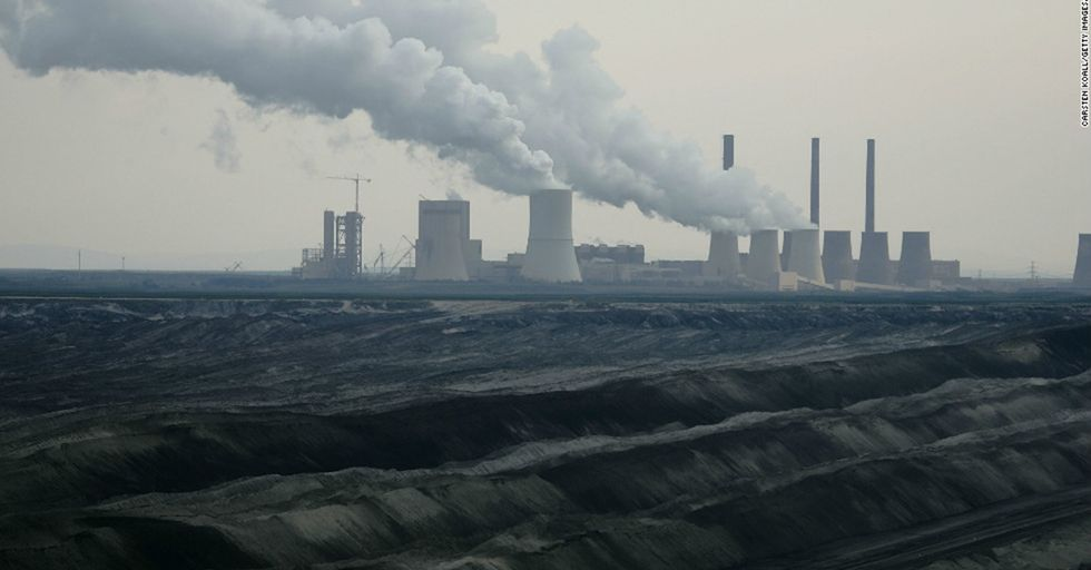 These 100 Companies Are Responsible For Most Of The World's Greenhouse Gas Emissions